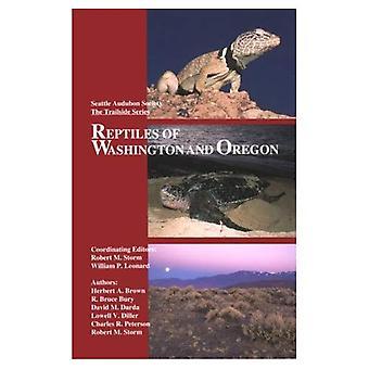 Reptiles of Washington and Oregon (Trailside)