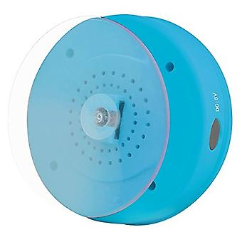 Blue - Waterproof Portable Wireless Bluetooth 3.0 Mini SpeakerShowerPoolCarHandsfree Mic for Apple Iphone 4/4SiPhone5/5SipadipodSamsung Galaxy