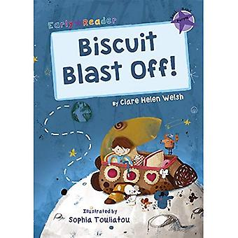 Biscuit Blast Off!: (Purple� Early Reader) (Purple Band)