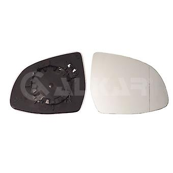 Right Driver Side Mirror Glass (Heated) & Holder For Bmw X5 2013-2019