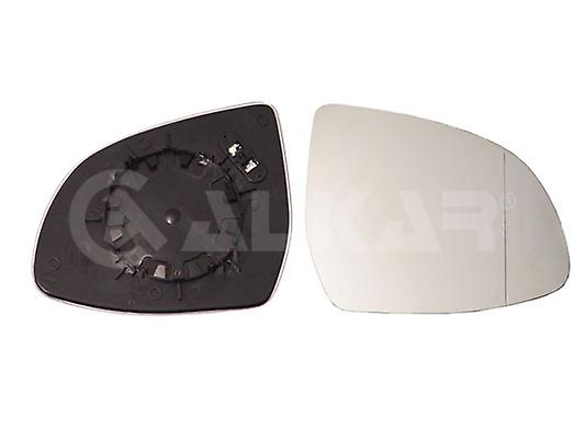 Right Driver Side Mirror Glass (heated) & Holder for BMW X3 2014-2019
