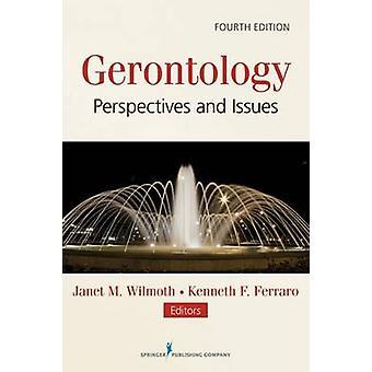 Gerontologi perspektiv och frågor av Wilmoth & Yvonn Mattsson.