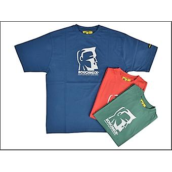 Roughneck Clothing T-Shirt (Triple Pack) Mixed Colours - L