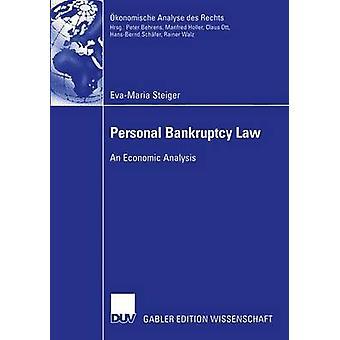 Personlig konkurslag en ekonomisk analys av Steiger & EvaMaria