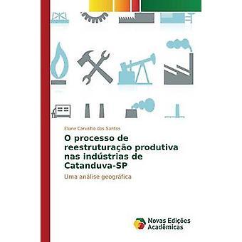 O Processo de Reestruturao Produtiva Nas Indstrias CatanduvaSP de Carvalho dos Santos Eliane