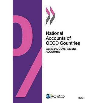 Nationale regnskaber af OECD lande bind 4 offentlige regnskab 2012 af organisationen for økonomisk samarbejde en