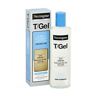 Neutrogena T/Gel2In1 Shampoo/Conditioner 250Ml