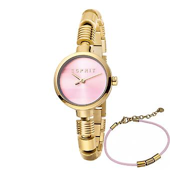Esprit ES1L017M0055 Shay Pink Gold Women's Watch