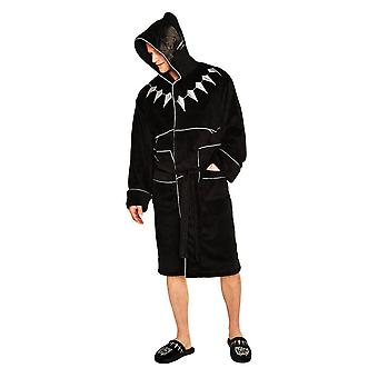 Marvel Black Panther dressing Gown-ONE SIZE