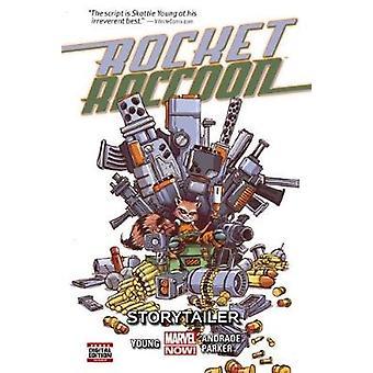 Rocket Raccoon Volume 2 - Storytailer - Volume 2 by Skottie Young - Jac