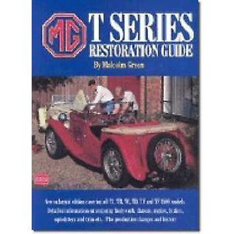 MG T Series Restoration Guide by Malcolm Green - 9781855202115 Book