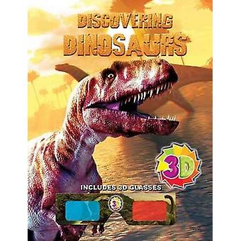 Discovering Dinosaurs (3D) by Sterling Publishers - 9788120789319 Book