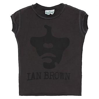 Amplified Kids Ian Brown Face T-Shirt