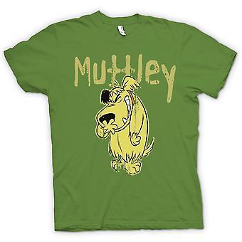 Hombres camiseta - patán - mala perro - Funny