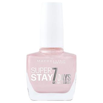 Maybelline Forever Strong Super Stay Gel Nail 7 Day Wear - Porcelain 10ml (78)