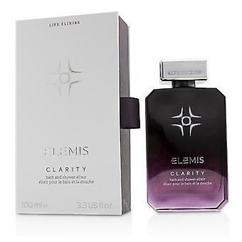 Elemis liv Elixirs klarhed bad & bruser olie 100ml/3,3 oz