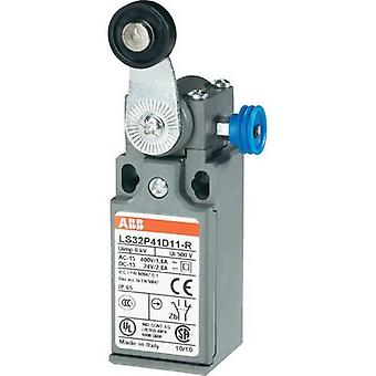 Limit switch 400 Vac 1.8 A Lever momentary ABB LS32P41D11-R IP65 1 pc(s)