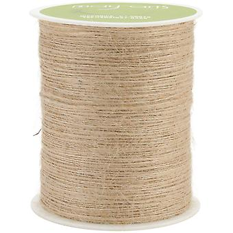 Burlap String 1mmX400yd-Natural SM-10