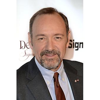 Kevin Spacey At Arrivals For Signature Center Opening Gala Signature Theatre Company New York Ny January 30 2012 Photo By Eric ReichbaumEverett Collection Photo Print