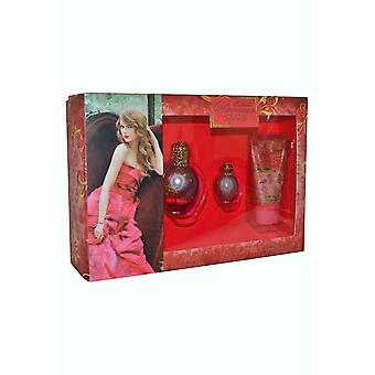 Taylor Swift Enchanted Wonderstruck Eau de Parfum Spray 30ml Eau de Parfum 5ml, Body Lotion 50ml