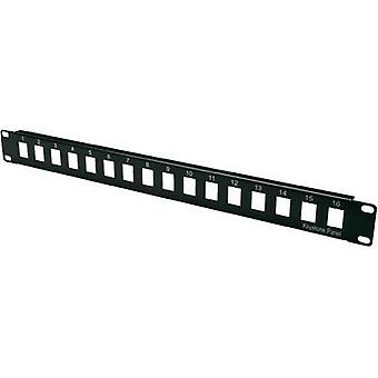 16 ports Network patch panel Digitus Professional DN-91400 Unequ