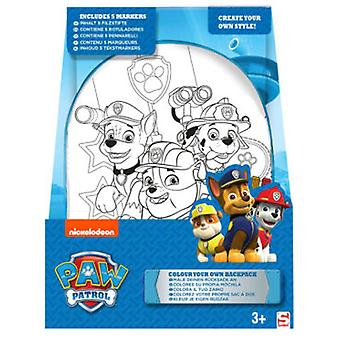 Import Paint Paw Patrol Backpack