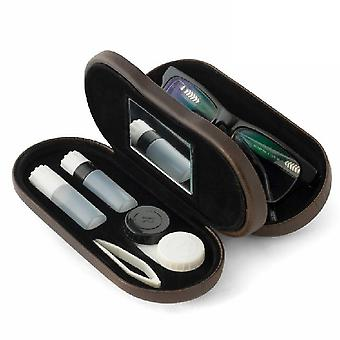 Luxury Eyewear maker and contact lenses case