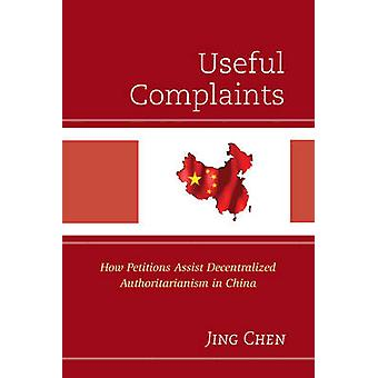 Useful Complaints by Jing Chen