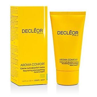 Decleor Aroma Confort nærende komfort hånd creme - 50ml / 1.69 oz