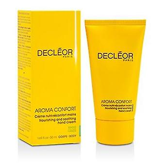 Decleor Aroma Confort Nourishing Comfort Hand Cream - 50ml / 1.69 oz