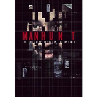 Manhunt: Historia de la caza de Bin Laden [DVD] los E.e.u.u. interior importación
