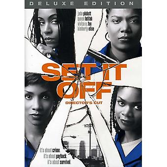 Set It Off [DVD] USA import