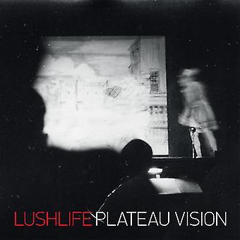 Lushlife - plateauet Vision [Vinyl] USA importerer