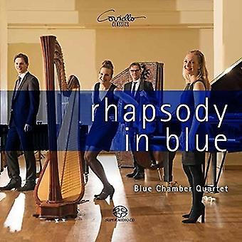 Bernstein / blå kammer kvartetten - Rhapsody in Blue [SACD] USA import