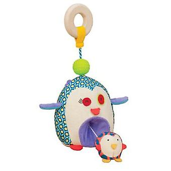 B. Penguin Penguin Rattle-Whee (Toys , Preschool , Babies , Early Childhood Toys)