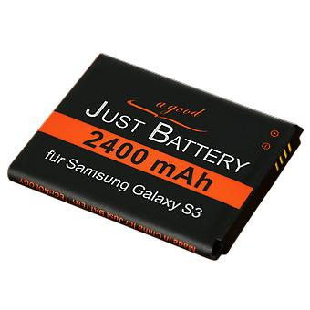 Batterie pour Samsung Galaxy S3 / S III GT i9300