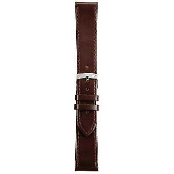 Morellato Strap Only - Sprint Napa Leather Brown 16 Mm A01X2619875032CR16 Watch
