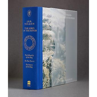 The Lord of the Rings (Hardcover) by Tolkien J. R. R. Lee Alan