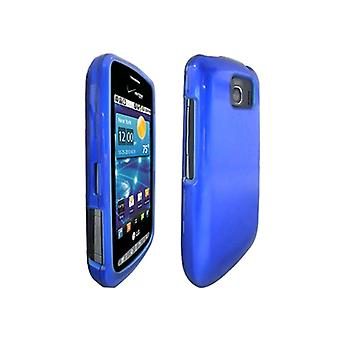 LG Vortex VS660 Hard Snap-On Case (Blue) (Bulk Packaging)
