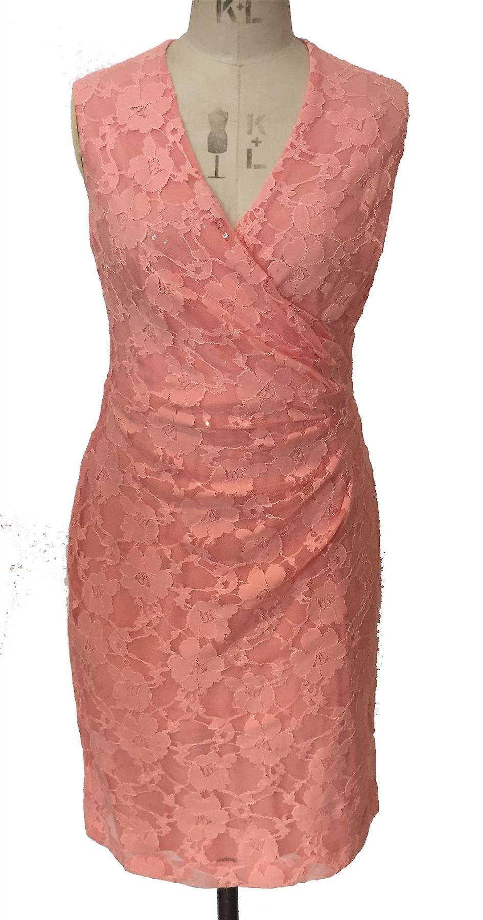 Lauren Ralph Lauren Bellini Sequin Bodycon Dress