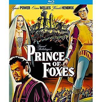Prins av rävar (1949) [Blu-ray] USA import