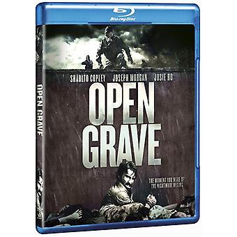 Open Grave [BLU-RAY] USA import