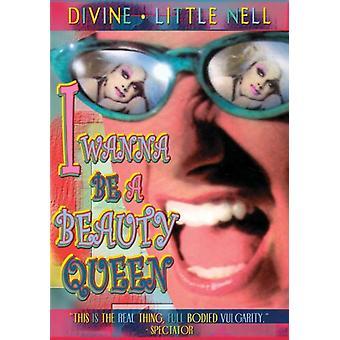 Quiero ser una importación de Estados Unidos de la reina de la belleza [DVD]