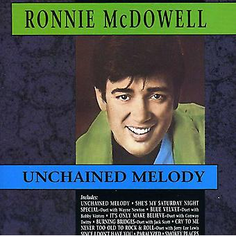 Ronnie McDowell - Unchained Melody [CD] USA import