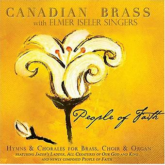 Canadian Brass & Elmer Iseler Singers - People of Faith [CD] USA import