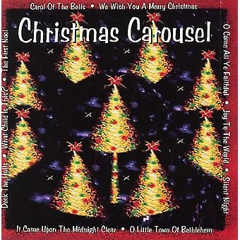 Christmas Carousel - jul Carousel [CD] USA import