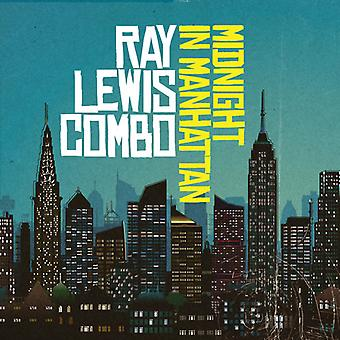 Ray Lewis - Midnight in Manhattan [CD] USA import