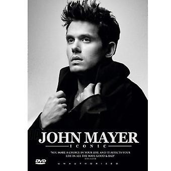 John Mayer - Iconic [DVD] USA import