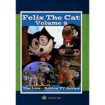 Felix the Cat: The Live Action Series 9 [DVD] USA import