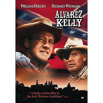 Alvarez Kelly (1966) [DVD] USA import